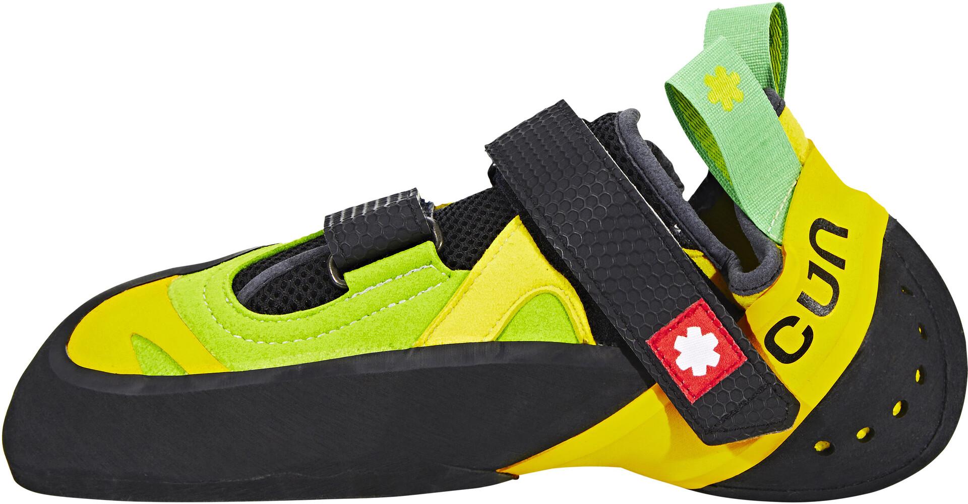 Ocun Klettergurt Test : Ocun oxi qc climbing shoes campz
